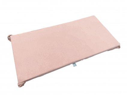 Pružný šedý potah nebo polstrování na montessori duhovou houpačku 5in1 ELIS DESIGN