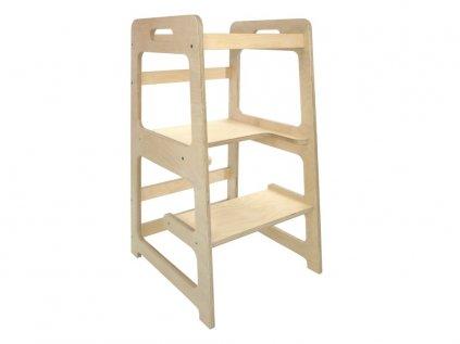 Dřevěná učící věž
