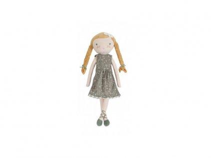 Plyšová panenka Julie - vhodná od narození