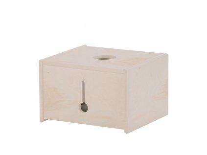 Dřevěný box malý
