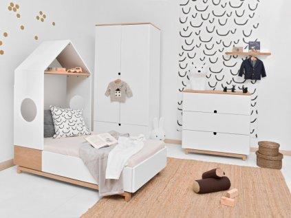 Elegantní sestava nábytku do dětského pokoje