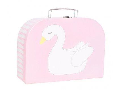 kufřík labuť