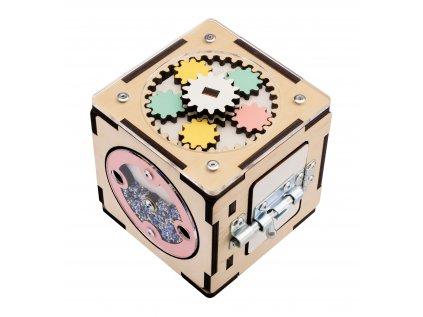 Montessori kostka malá