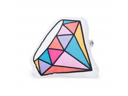polštář diamant
