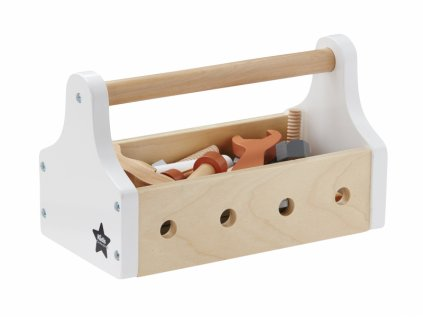 dřevěná bedýnka kids concept