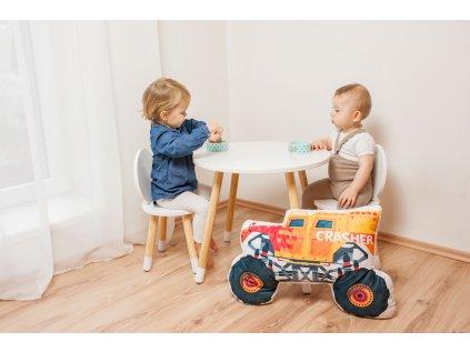 dětský polštářek truck