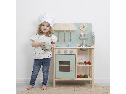 dětstká kuchyňka motessori