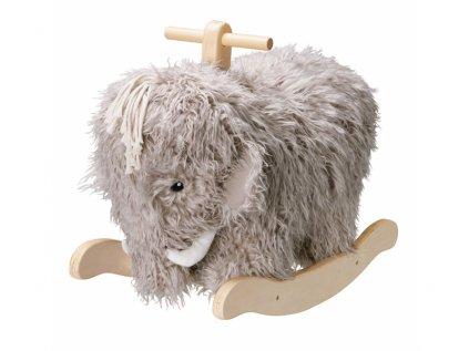 kvalitní houpací mamut
