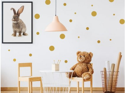samolepky na stěnu dětského pokoje
