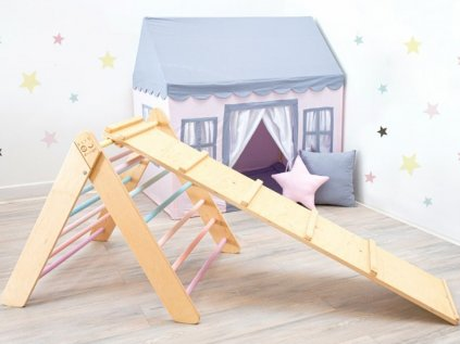 Montessori Piklerové trojúhelník set od ELIS DESIGN