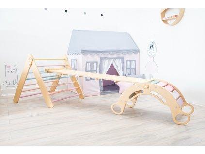 montessori pikleruv trojuhelnik