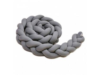 pletený mantinel antracid