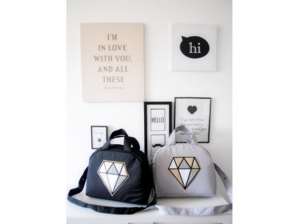 přebalovací taška diamant