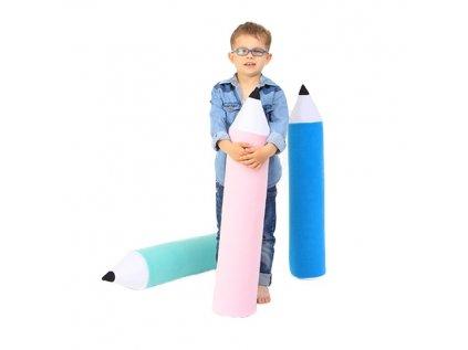 Plyšový polštář pro děti
