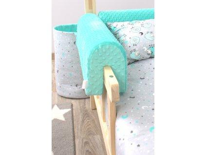 Pěnový chránič na postel, zábradlí či zábranu