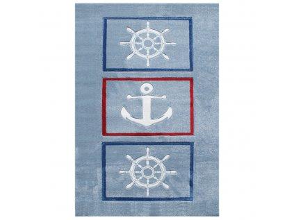 námořnický koberec