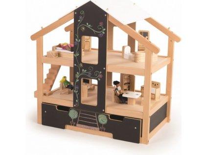 designový domeček