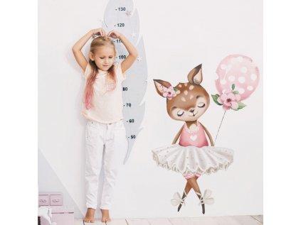 samolepka na stěnu pro děti