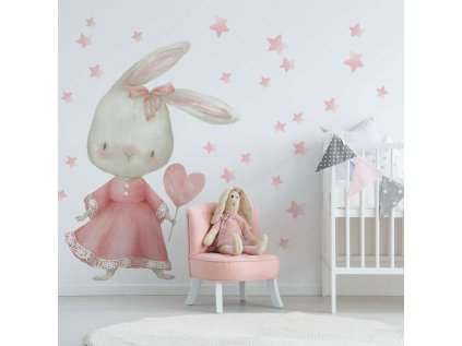 samolepka na stěnu dětský pokoj