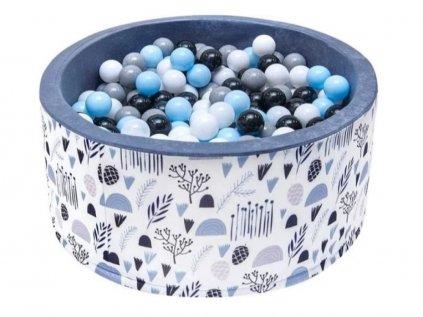 Bazének s balonky (míčky) do dětského pokoje nebo hracího koutku - V přírodě