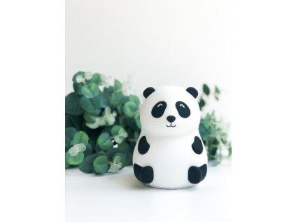 panda lampička