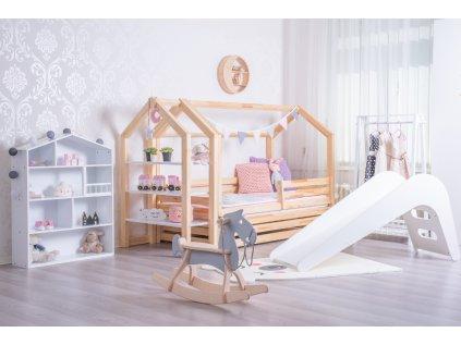 detsky pokoj elisdesig postel domecek