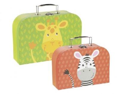 Dětský kufřík zvířátka