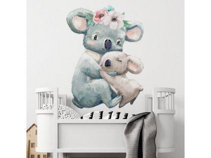 koala s maminkou