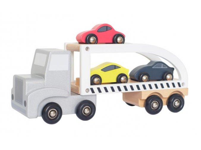 přepravní auto