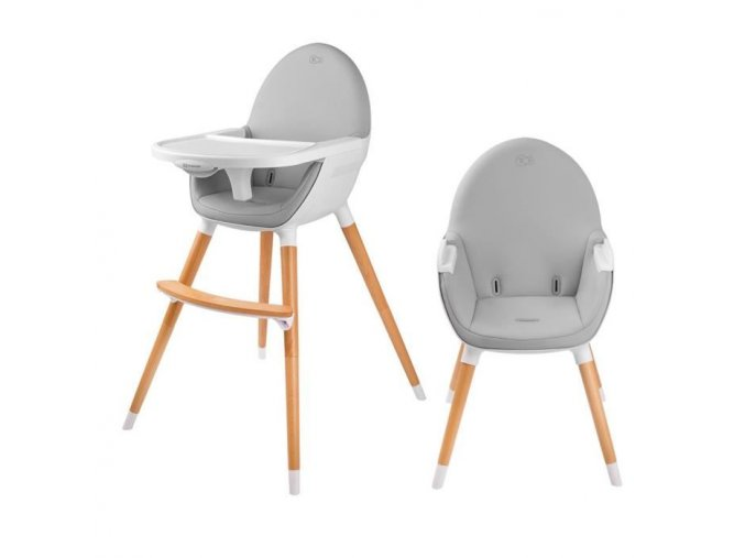 fini chaise haute 2en1 bebe et enfant scandinave s