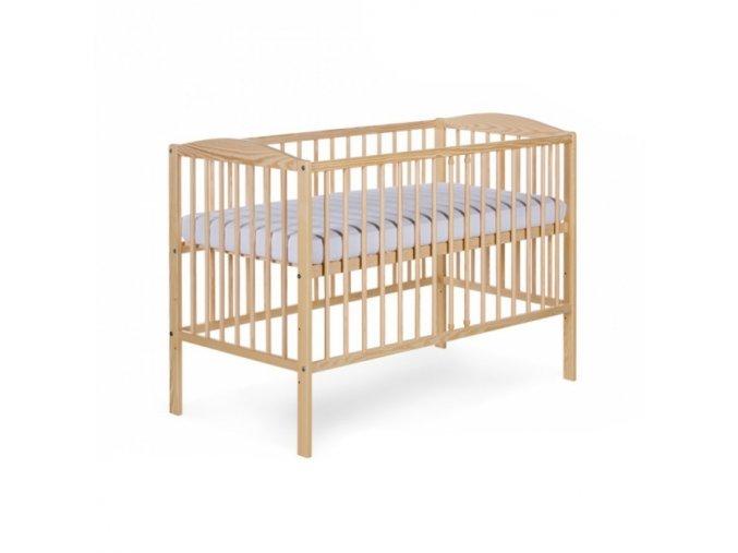 Postýlka pro miminko včetně matrace