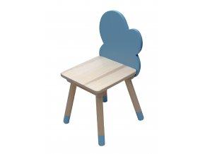 DOPRODEJ Dětská židlička mráček