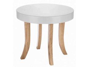 Kulatý stolek