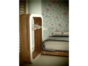 Designový nábytek pro panenky barbie ložnice