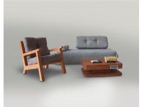 Designový nábytek pro panenky barbie obývací pokoj