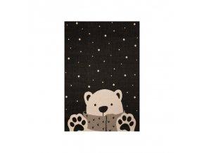 Dětský koberec - Lední medvěd, oživí a zútulní každý dětský pokojíček