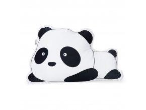 dětský tvarový polštářek panda