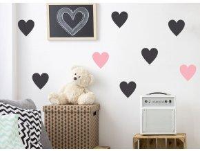 srdce velká medvěd