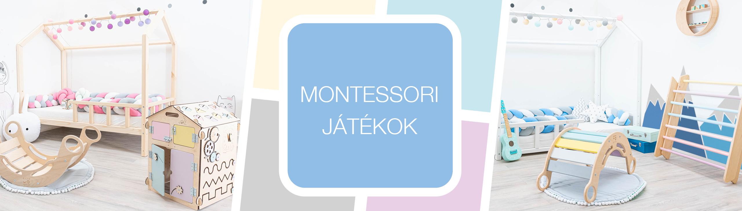 Montesssori játékok
