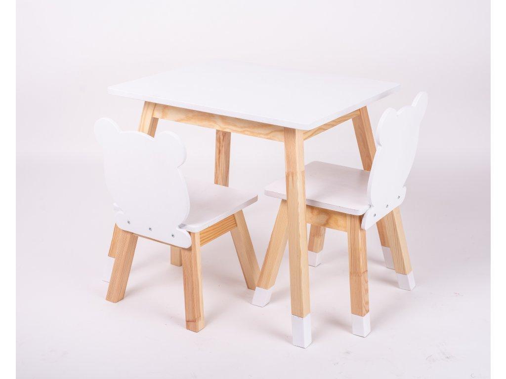 Állítható székek és asztal Elisdesign