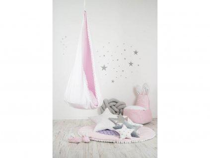 Csepp hinta a szobába - rózsaszín angyalka