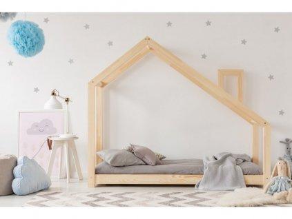 Classic házikó ágy kéménnyel