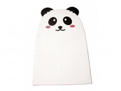 Panda habszivacs szőnyeg
