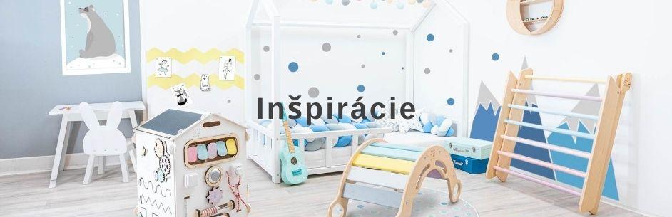 detská izba inšpirácie
