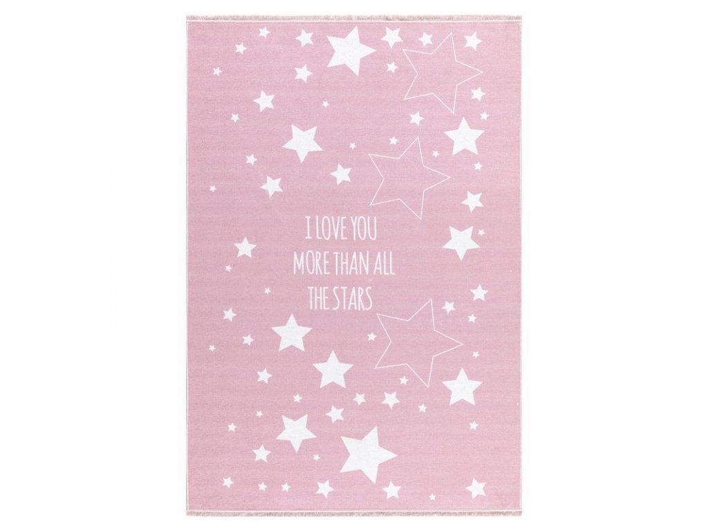 koberec hviezdy
