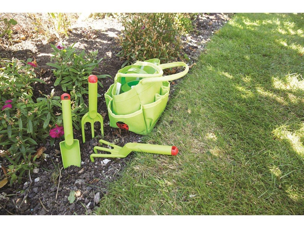 Záhradný set náradia s taškou