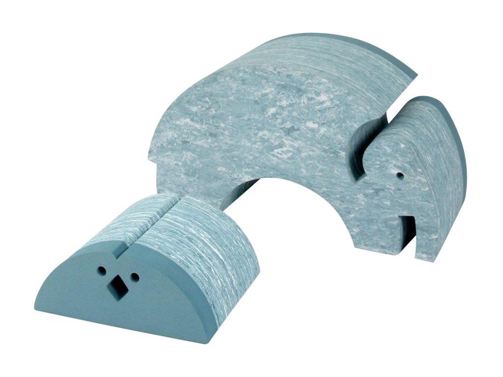 Set montessori multifunkčný veľký slon a kuriatko