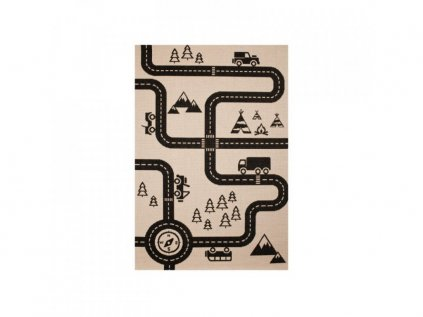 koberec dobrodružná cesta