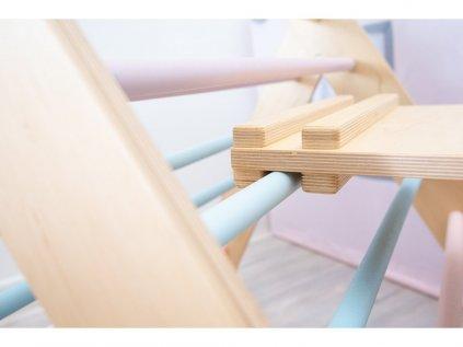 Montessori pikler triangel elis design