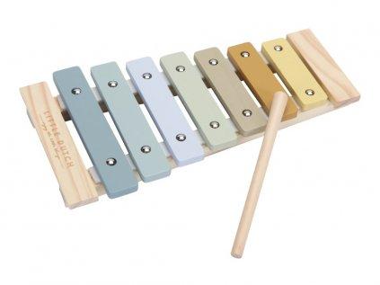 xylofon ze dřeva